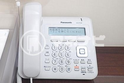 在籍確認の電話のイメージ画像