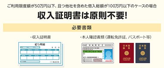 アイフル免許証のイメージ画像