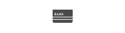 銀行口座のアイコン