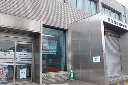 第三銀行カードローンのイメージ画像