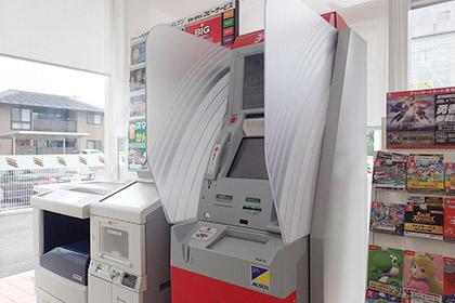 セブン銀行ATMの画像